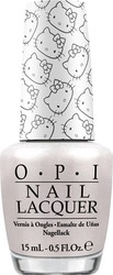 OPI Kitty White NL H80