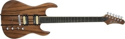 BC Rich Assassin Classic Exotic-Koa Natural