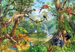 Life Hidden In The Jungle 2000pcs (200375) Castorland