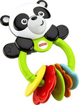 Fisher Price Panda Clacker Ring 3+ μηνών