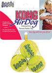 KONG AIR DOG TENNIS BALL WITH SQUEAKER XSMALL 3τμχ