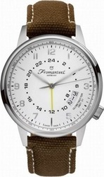 Fromanteel Globetrotter Series Gmt White GT-0601-016