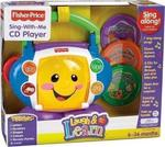 Fisher Price Learning Fun CD Player