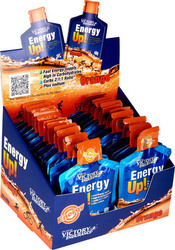 Weider Energy Up 24 x 40gr Πορτοκάλι