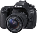 Canon EOS 80D Kit (18-55 IS STM)