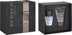Burberry Touch For Men Eau de Toilette 50ml & Shower Gel 100ml