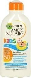 Garnier Ambre Solaire Kids Protection Lotion SPF50 200ml