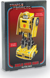 Transformers Build Your Own 3D Puzzle: Bumble Bee 46pcs Hasbro