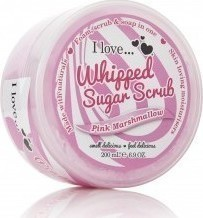 I Love Cosmetics Pink Marshmallow Whipped Sugar Scrub 200ml
