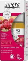 Lavera Regenerating Facial Oil with Organic Cranberry & Argan Oil 30ml