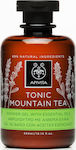 Apivita Tonic Mountain Tea Shower Gel 300ml