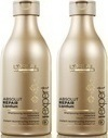 L'Oreal Absolut Repair Lipidium Shampoo 2x250ml 250ml