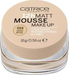 Catrice Cosmetics 12h Matt Mousse Make Up 015 Sand Beige 16gr