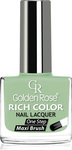 Golden Rose Rich Color Nail Lacquer No 111
