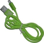 Volte-Tel USB 2.0 to micro USB Cable Green 1m (VCD-01)