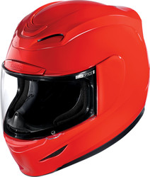 Icon Airmada Gloss Red