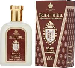 Truefitt & Hill Spanish Leather Aftershave 100ml