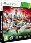 Rugby Challenge 3 XBOX 360