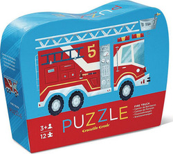 Fire Engine Mini 12pcs (4115-8) Crocodile Creek