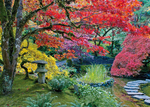 Nickig: Stone Lantern(My Secret Garden) 1000pcs (29754) Heye