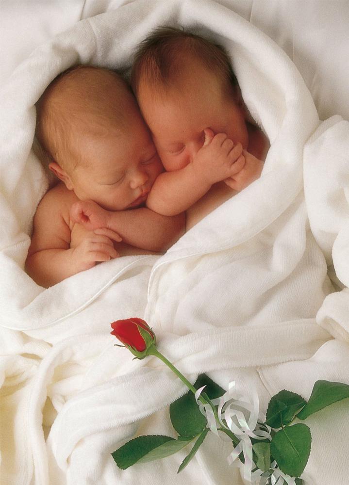 Приколом, картинки с рождением дочек близняшек