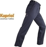 Kapriol- Basic Παντελόνι εργασίας γκρί 31746