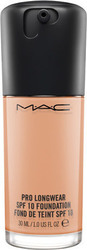 M.A.C Pro Longwear SPF 10 Foundation NW30 30ml