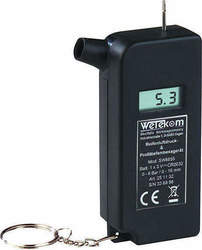 Wetekom Digital Air Pressure Gauge And Tread Diameter
