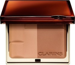 Clarins Bronzing Duo Powder Compact 02 Medium Spf 15 10gr