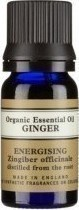 Neal's Yard Remedies Ginger Organic Essential Oil 10ml