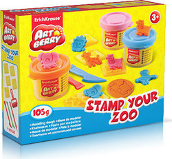 ErichKrause Artberry Stamp Your Zoo