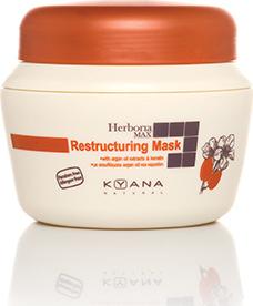 Προσθήκη στα αγαπημένα menu Kyana Restructuring Mask with Argan Oil 400ml ce56825bc6f