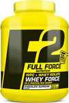 Full Force Nutrition Whey Force 2016gr Βανίλια