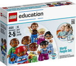 Lego World People Set 45011