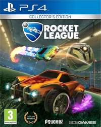 Rocket League (Collector's Edition) PS4