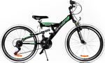 Passati Voyager Full Suspension 24""