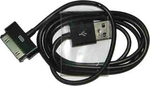 Volte-Tel USB to 30-Pin Cable Μαύρο 1m (8103803)