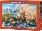 An Adventure to the New World 1500pcs (C-151349) Castorland