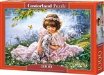 Puppy Love 1000pcs (C-103249) Castorland