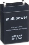Multipower MP2.8-6