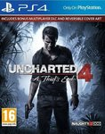 Uncharted 4 A Thief's End (Plus Edition) PS4