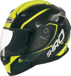 Shiro SH-881 Motegi Black/Yellow
