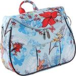 Minene Layla Light Blue Flowers Bag