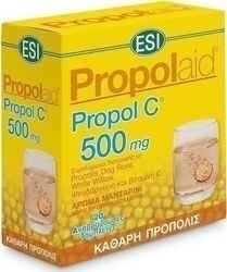 ESI Propolaid Propol C 500mg 20 ταμπλέτες