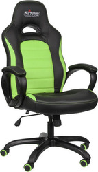 C80 Pure Gaming Chair – Black Green