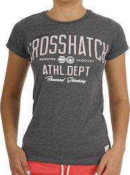 CrossHatch Grace LDS T-shirt W ( CH4A109860-DGR )