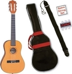 Palma 1/2 Junior Acoustic Pack PJNOFT Natural