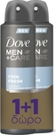 Dove Men Care Cool Fresh 2x150ml