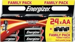 Energizer Alkaline Power Family Pack AA (24τμχ)