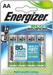 Energizer Eco Advanced AA (4 τμχ)